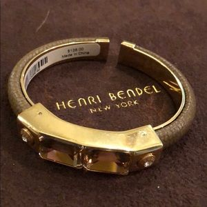 NEW w tags. Henri Bendel bracelet.